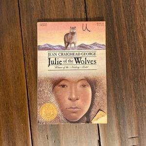 ⭐️ 3 Copies of Julie of the Wolves (Paperback)